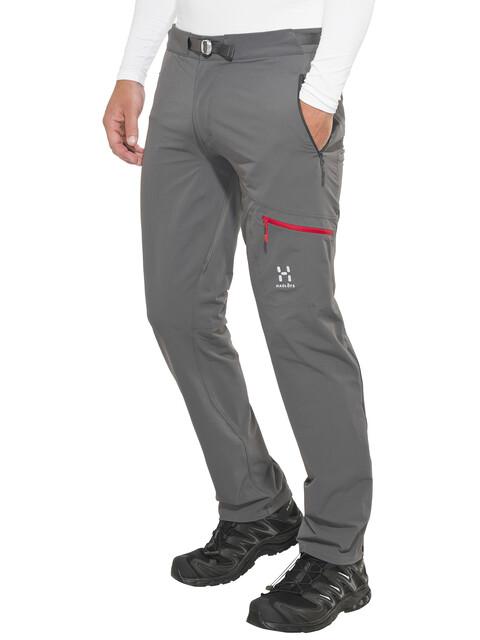 Haglöfs Lizard II - Pantalon Homme - gris